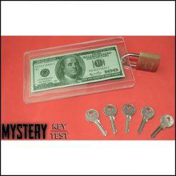 Mystery Key Test