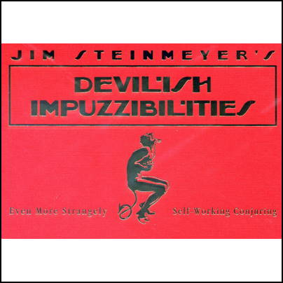 Devilish Impuzzibilities - Jim Steinmeyer