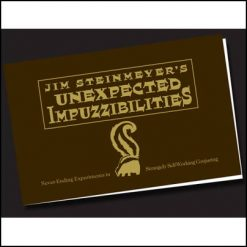 Unexpected Impuzzibilities - Jim Steinmeyer