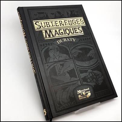 Subterfuges magiques - Duraty