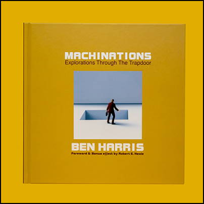 Machinations - Ben Harris