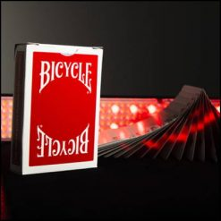 Bicycle Insignia rouge