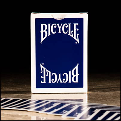 Bicycle Insignia bleu