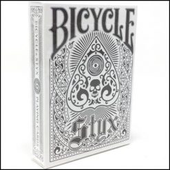 Jeu Bicycle Styx blanc