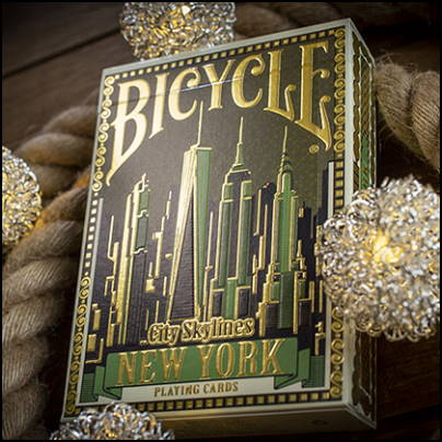 Jeu Bicycle City Skylines New York