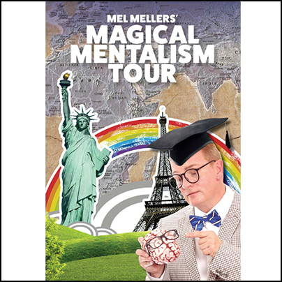The Magical Mentalism Tour - Mel Mellers