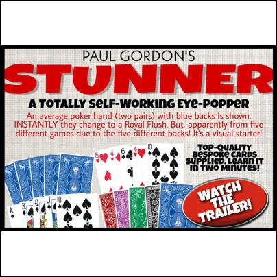 Stunner - Paul Gordon