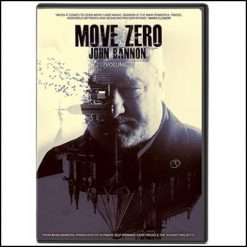 Move Zero volume 3 - John Bannon