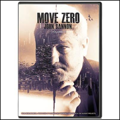 Move Zero volume 4 - John Bannon