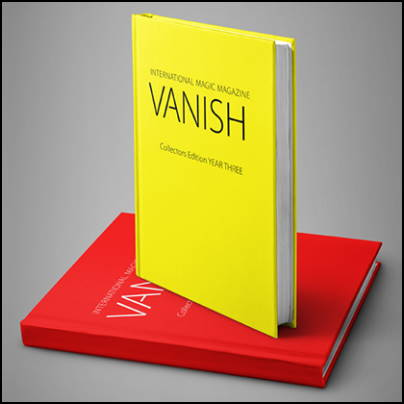 Vanish Edition collector année trois