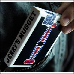 Jerry's Nugget noir - vintage feel