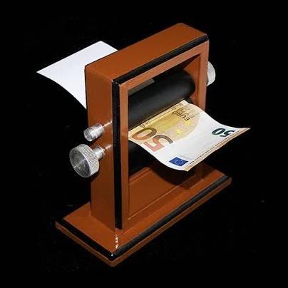 Imprimerie à billets