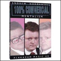 100% commercial mentalism - Andrew Normansell