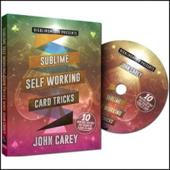 Sublime Self Working Card Tricks - John Carey