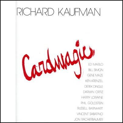 Card Magic - Richard Kaufman