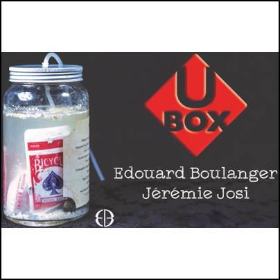U Box - Edouard Boulanger - Jérémie Josi