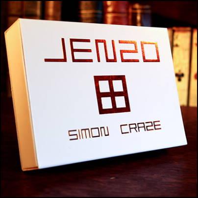 Jenzo - Simon Craze