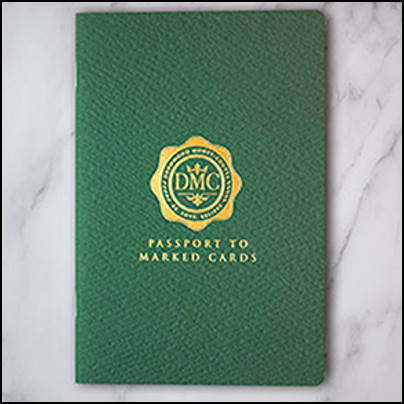 Passport To Marked Cards - Phill Smith