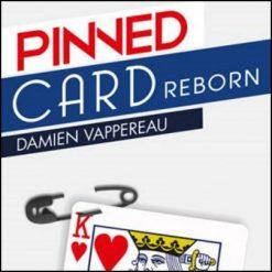 Pinned Card Reborn - Damien Vappereau