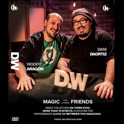 D&W - Dani DaOrtiz Woody Aragon
