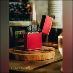 Light it up X rouge écarlate