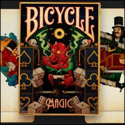 Jeu Bicycle Magic