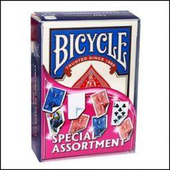Bicycle - Assortiment cartes truquées