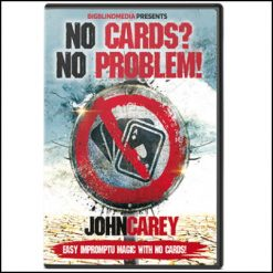No Cards ? No Problem - John Carey