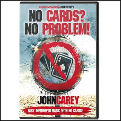 No Cards ? No Problem - John Carey