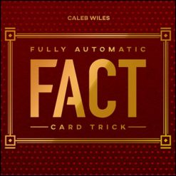 FACT - Fully Automatic Card Trick