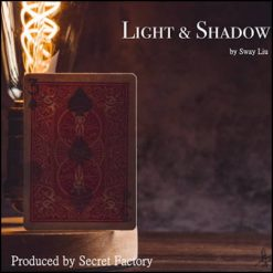 Light and shadow - Sway Liu - Secret Factory