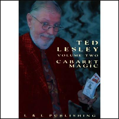 Cabaret Magic Ted Lesley
