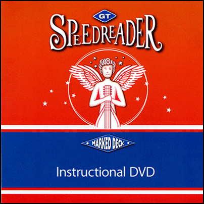 DVD jeu marqué GT Speedreader
