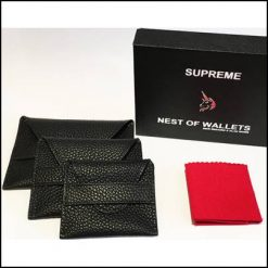 Supreme Nest of Wallets Nick Einhorn Alan Wong