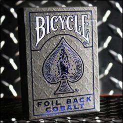 Jeu Bicycle Cobalt Luxe version 2