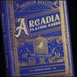 Jeu Arcadia The Conjurer bleu