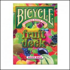 Jeu Bicycle fruit deck