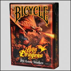 Jeu Bicycle Age of Dragons Anne Stokes