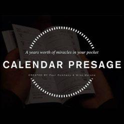 Calendar Presage - Paul Romhany