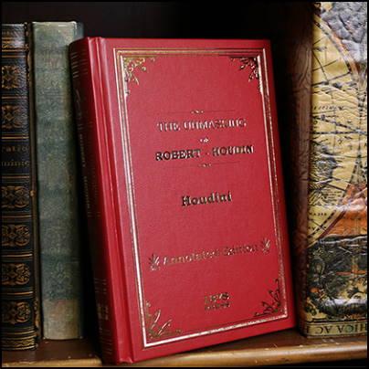 The Unmasking of Robert-Houdin - Harry Houdini