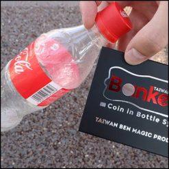 Banked Coca Cola