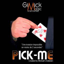 Pick Me - Mickaël Chatelain