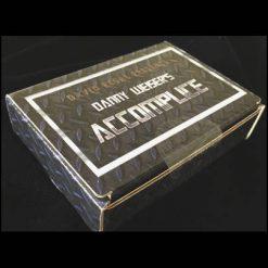 Accomplice - Danny Weiser - David Regal