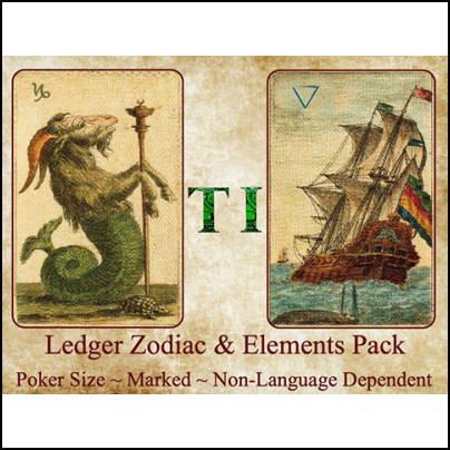 Jeu Ledger Zodiac & Elements Pack