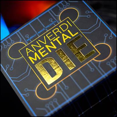 Mental Die - Tony Anverdi