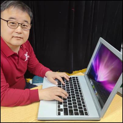 Laptop production - JL Magic