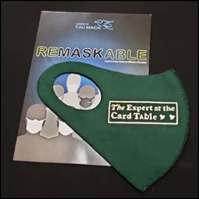 Remaskable - Expert at the card table