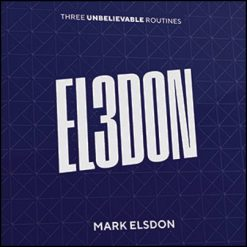El3don - Mark Elsdon