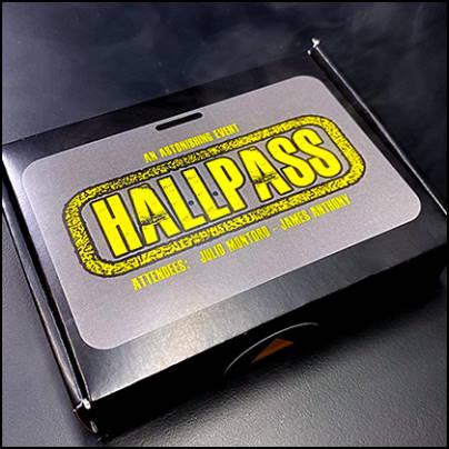 Hallpass - Julio Montoro