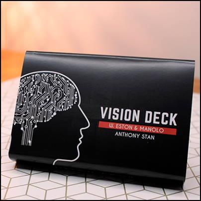 Vision Deck - Anthony Stan - William Eston - Manolo